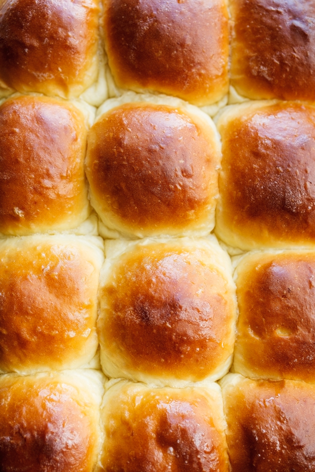 Soft And Fluffy One Hour Dinner Rolls Recipe Little Spice Jar