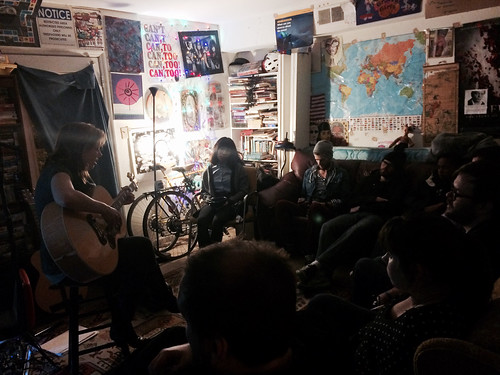 JoAnna Lynne at 1435 House Show (November 20 2014)