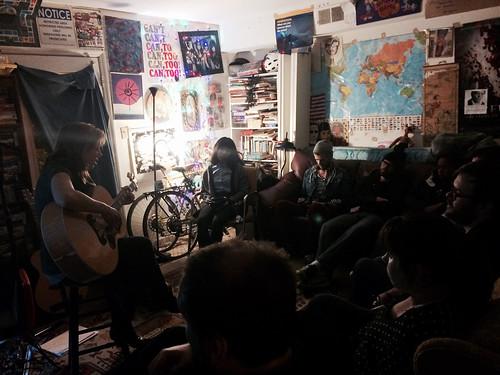 JoAnna Lynne at 1435 House Show (November 20 2014)