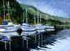 Art Sea Genoa Bay