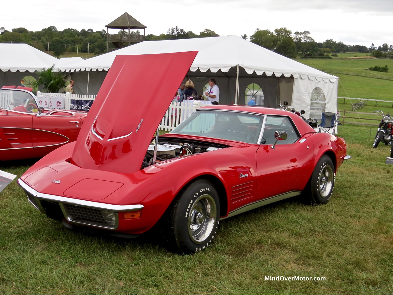 1971 Corvette Stingray Front