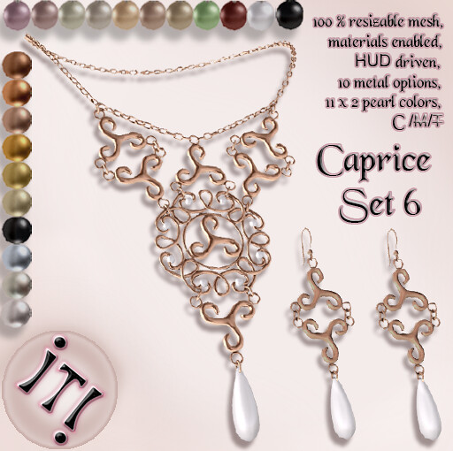 !IT! - Caprice Set 6 Image