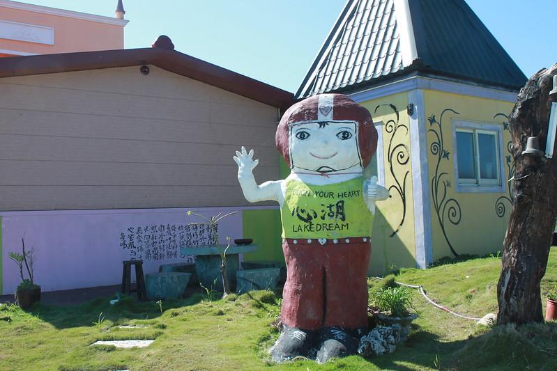 宜蘭民宿-心湖夢幻城堡-17度c隨拍 (60)