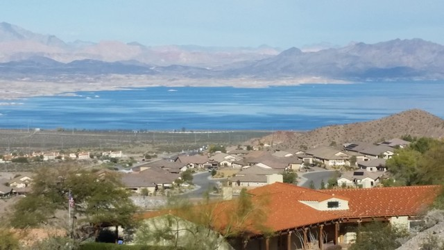 Lake Mead -- What's Left of It