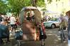 Kirchentag Puppenspiel Lastenrad Stuttgart