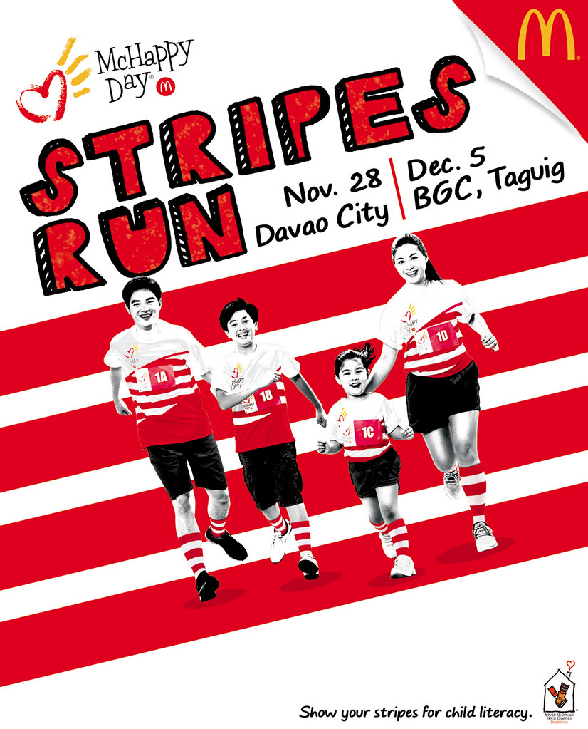 2015 McHappy Day Stripes Run