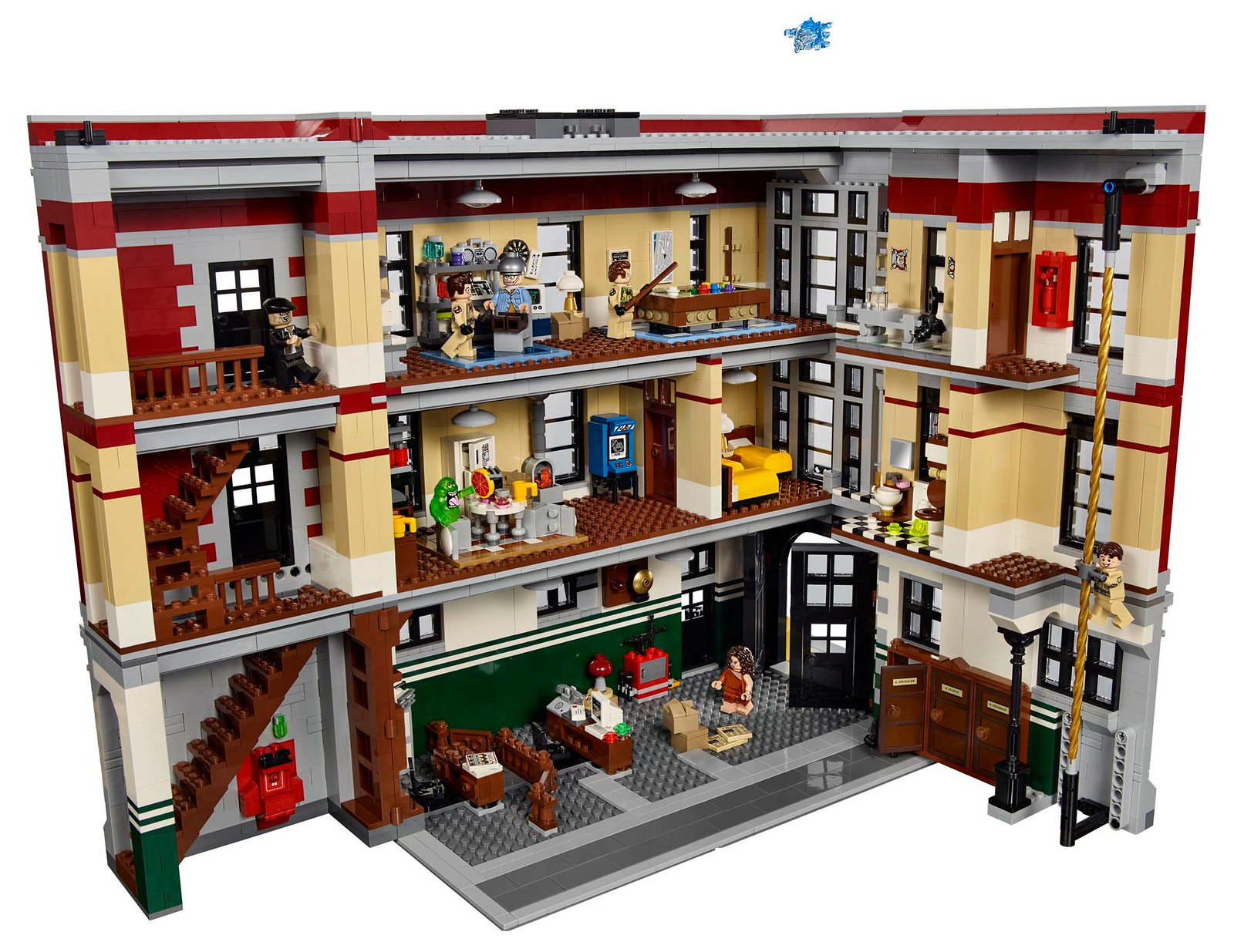 [LEGO] SOS Fantômes - Ghostbusters - Page 4 22948216135_2ad8724b0d_h