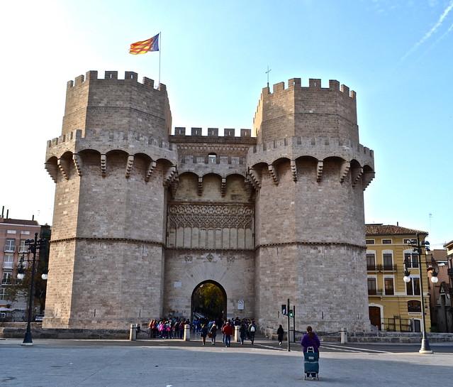 Torres del Cerrano, Valencia Spain