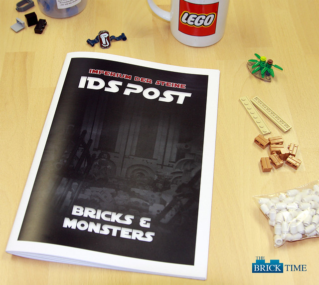 German LEGO Fan Magazine: IDS - Post #09