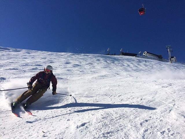 Crystal Mt. Wash rider