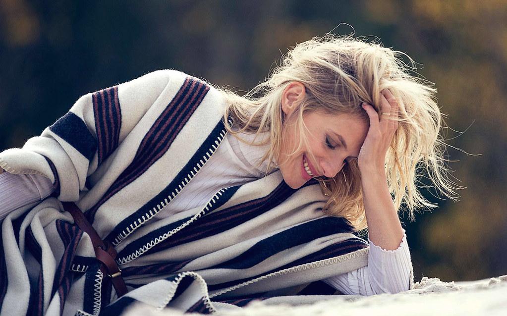 Мелани Лоран — Фотосессия для «Elle» FR 2015 – 2