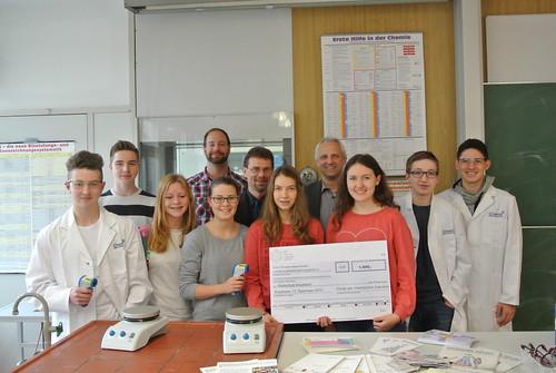 Realschule Krautheim | FCI Förderung
