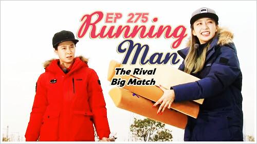 [Vietsub] Running Man Tập 275