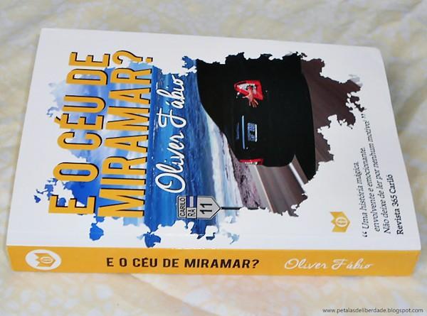 Livro E o céu de miramar