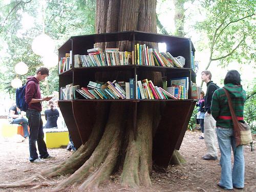 Garden Library