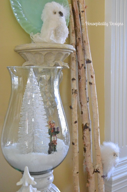 Faux birch branches - Housepitality Designs