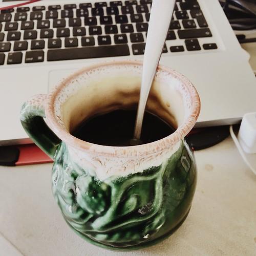 Otro cafecito ;-)
