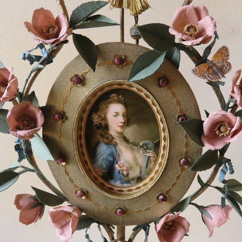 Paper Sculpture - Rosalba Carriera-(1773-1857) 3