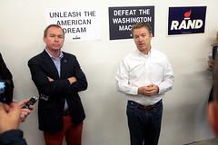 Rand Paul & Mick Mulvaney