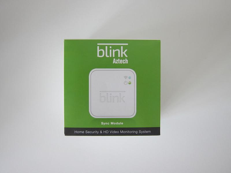 Blink Sync Module - Box Front