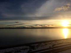 Aurora Reservoir Sunset