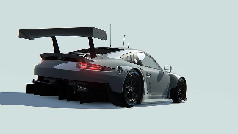 Assetto Corsa 2017 Porsche RSR