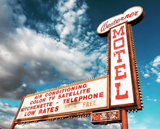 The Westerner Motel, East Colfax Avenue
