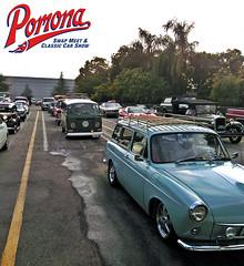 Rolling into Pomona