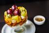 Fruit Salad, Honey and granolas