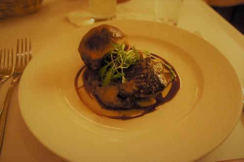 Pan-Roasted Foie Gras