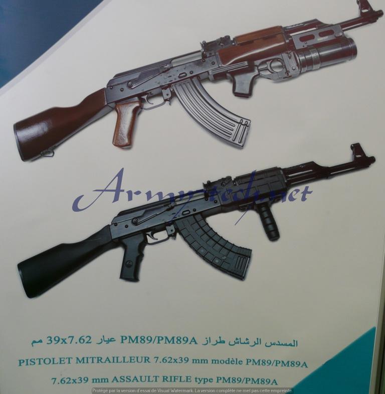 الصناعة العسكرية الجزائرية  [ AKM / Kalashnikov ]  33166146590_d499b3f5d0_o