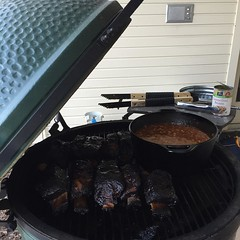 And THAT is how you BBQ Ribs #BrotherRon style!