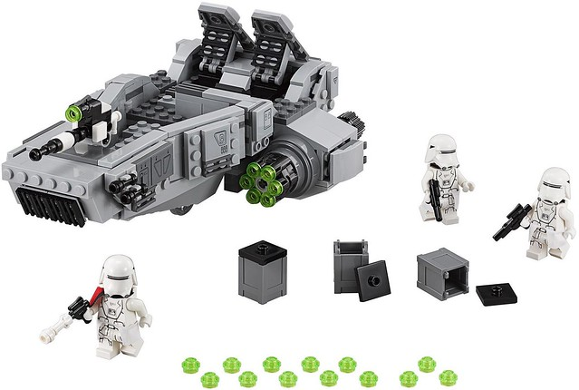 LEGO Star Wars 75100 - First Order Snowspeeder
