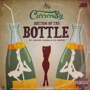 Curren$y – Bottom of the Bottle (feat. August Alsina & Lil Wayne)