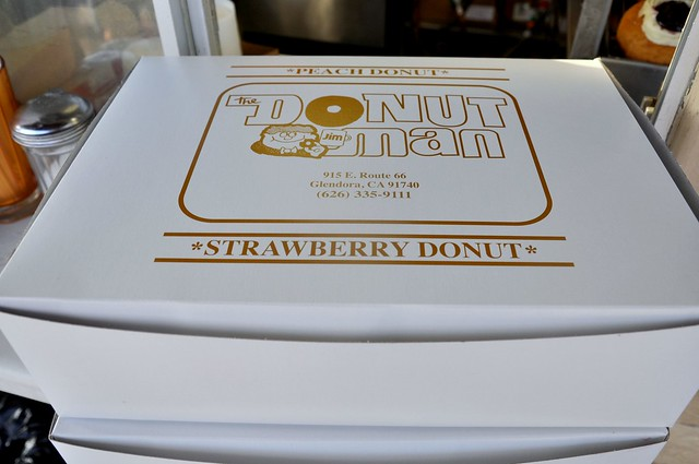 Donut Man - Glendora