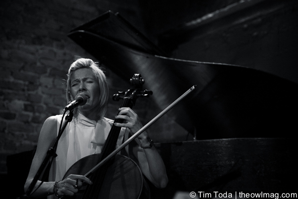 Bird @ Rockwood Music Hall, NYC-7