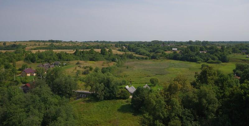 Изборско-Мальская долина, Изборск, Россия
