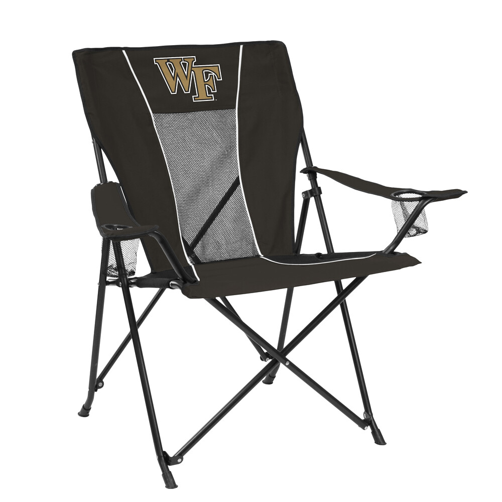 Wake Forest GAME TIME TailGate/Camping Chair