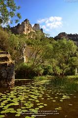 El Río Lobos (Soria, Castilla y León)