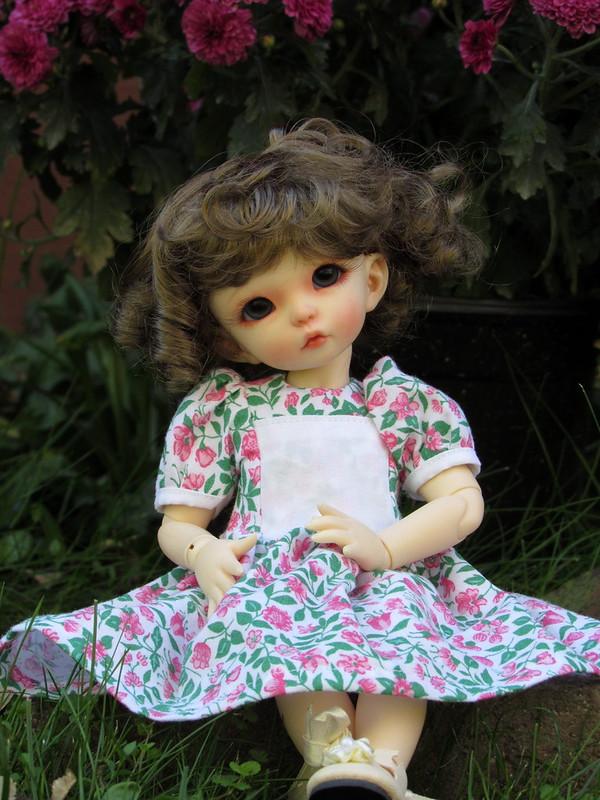 Ante, new dress