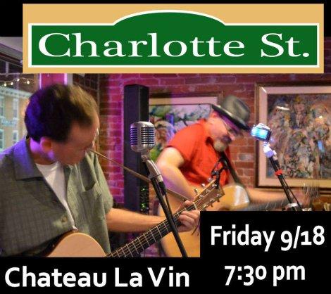 Charlotte Street 9-18-15