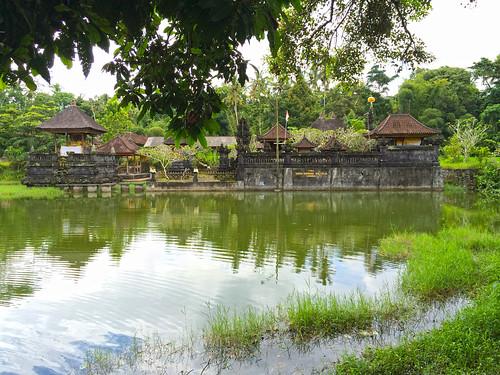 Pura Taman Narmada Bali Raja