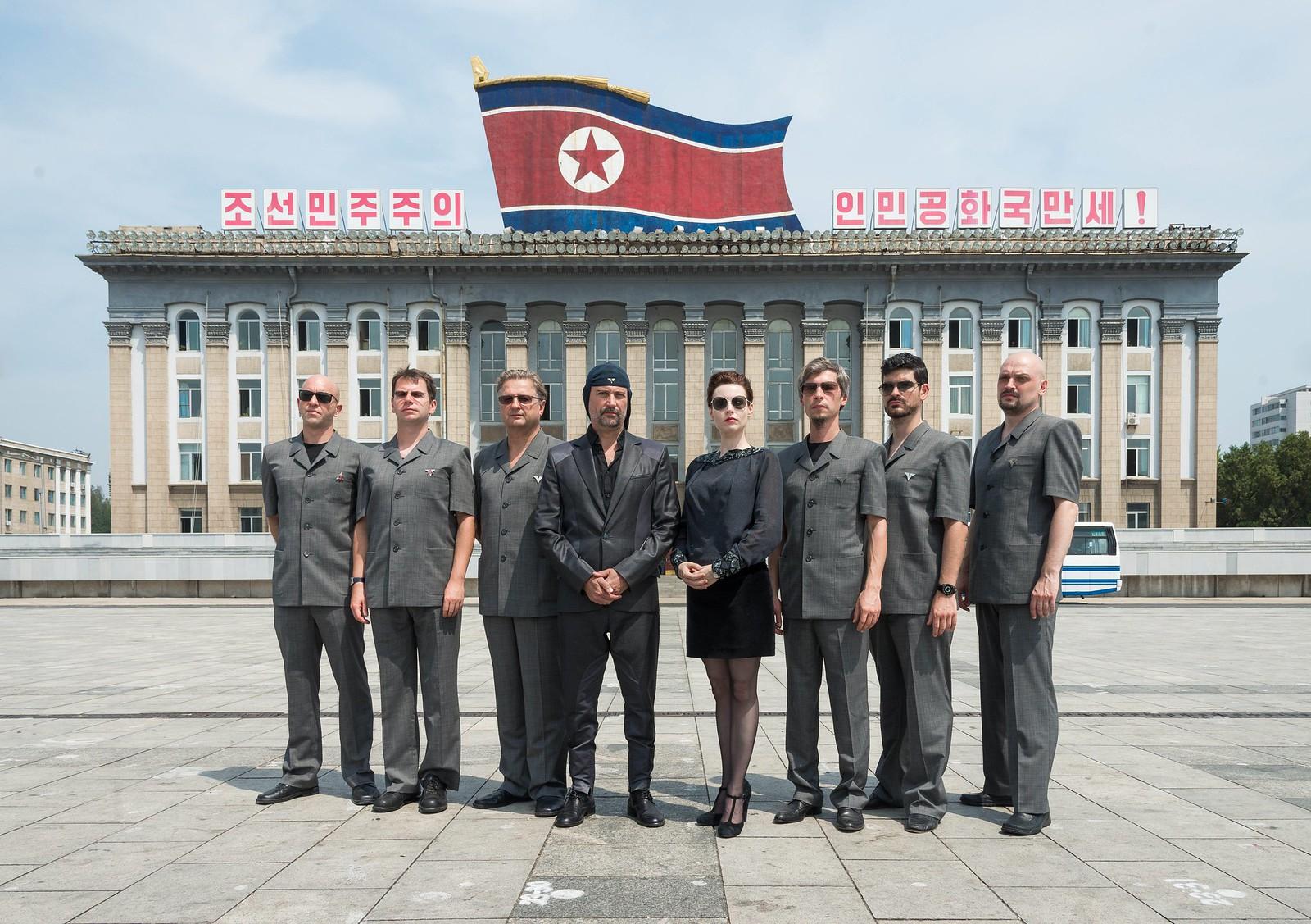 Laibach in Pyongyang