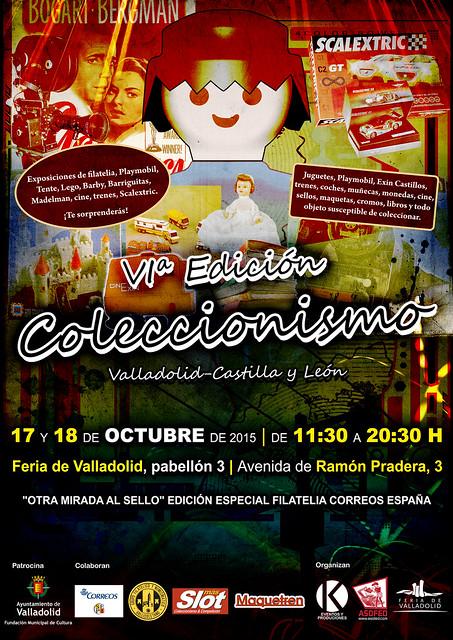 VI Edición de Coleccionismo. 17 y 18 de octubre