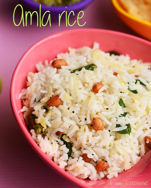 amla-rice-recipe