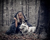 Wolf Shoot by Kahra Gilley