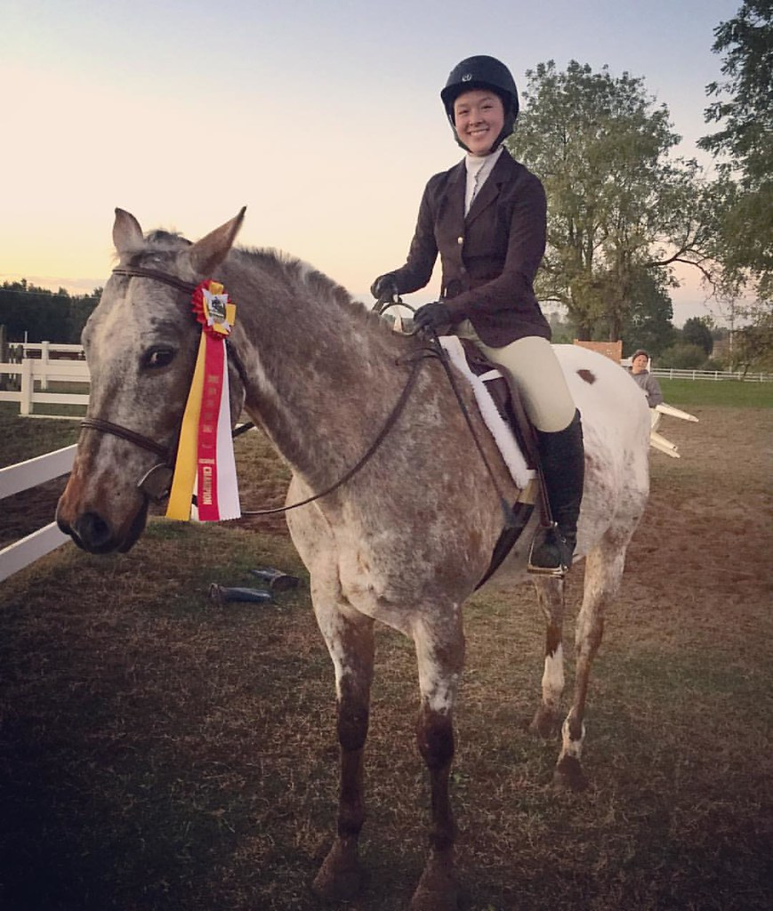 Reserve Champs for the Summer Season! #equestrian #Horse #appaloosa