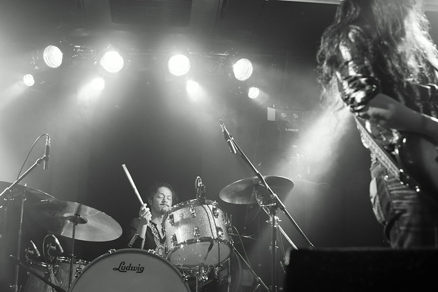 ROUGH JUSTICE live at 獅子王, Tokyo, 08 Oct 2015. 092