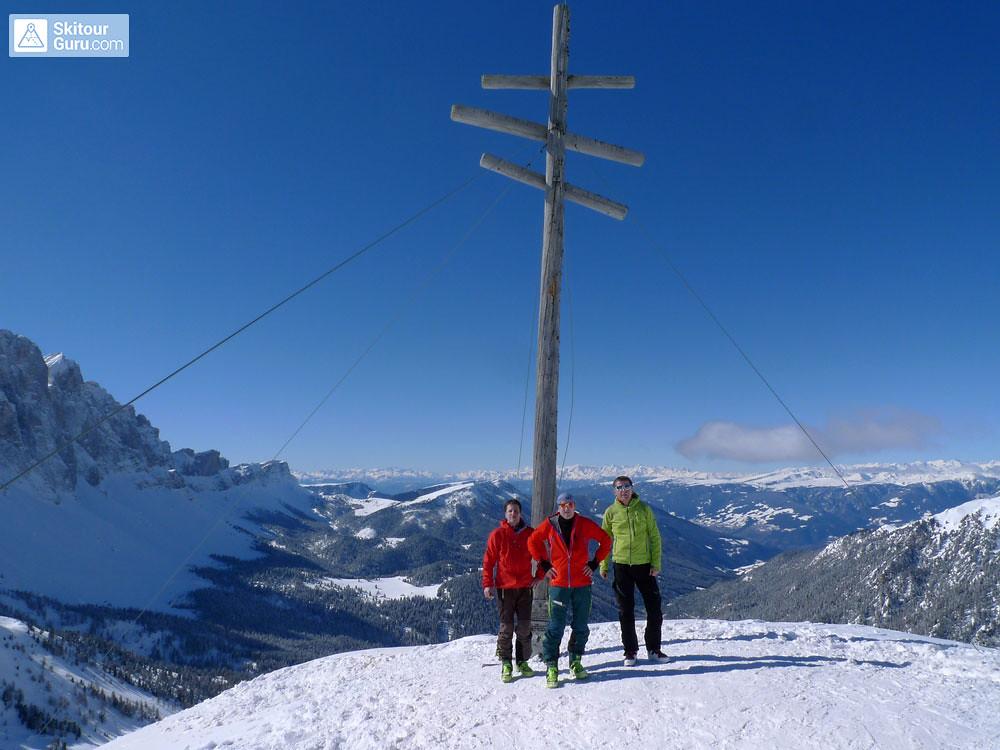 Zendleserkofel (Day 1, H. Route Dolomiten) Dolomiti Itálie foto 02