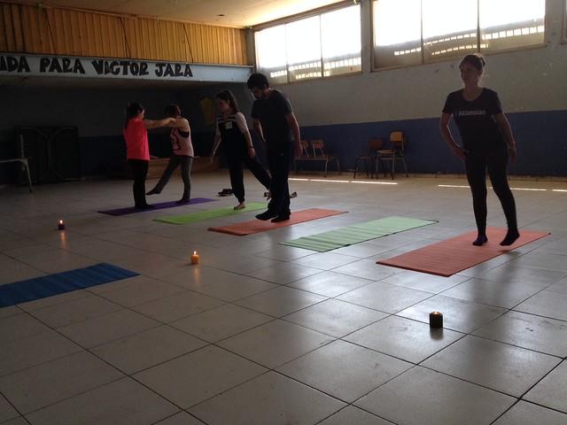 Taller de Yoga 1